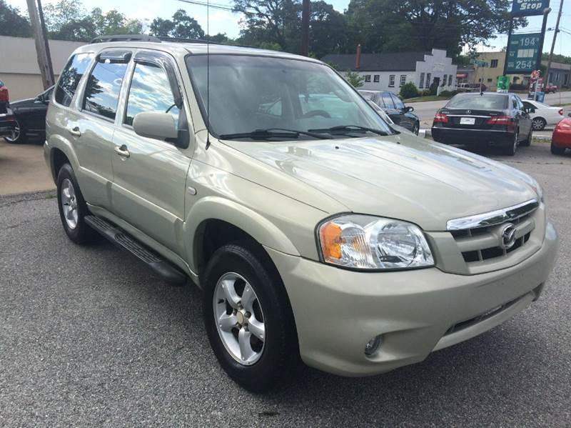 2005 mazda tribute s 4dr suv in spartanburg sc snyder 39 s. Black Bedroom Furniture Sets. Home Design Ideas