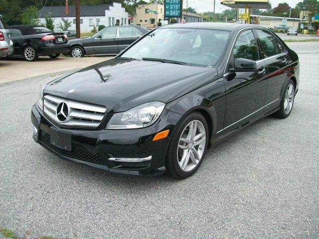 2012 mercedes benz c class c300 sport 4matic awd 4dr sedan for Mercedes benz arcadia