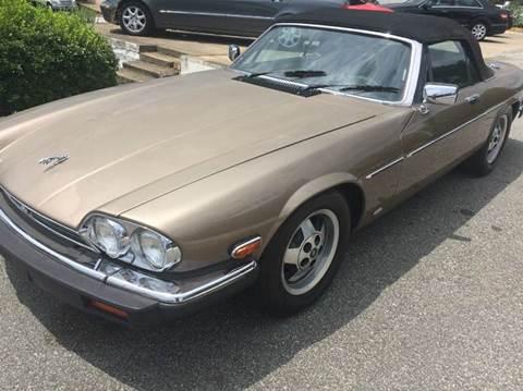1988 Jaguar XJ-Series