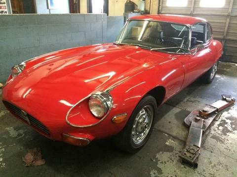 1969 Jaguar XK-Series