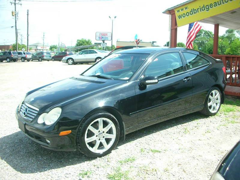 2002 mercedes benz c class c230 kompressor 2dr hatchback for Mercedes benz c230 kompressor 2002