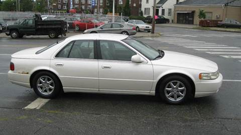 2002 Cadillac Seville for sale in Providence, RI