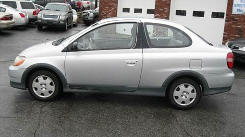 2002 Toyota ECHO for sale in Providence, RI