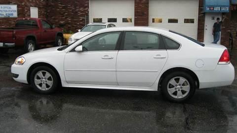 2011 Chevrolet Impala for sale in Providence, RI