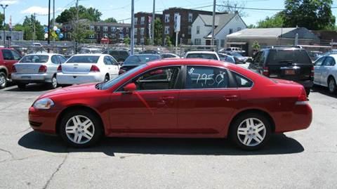 2013 Chevrolet Impala for sale in Providence, RI