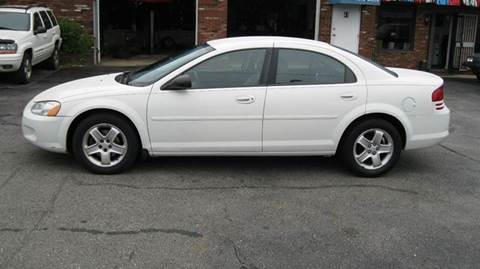 2002 Dodge Stratus For Sale in Norfolk, VA - Carsforsale.com