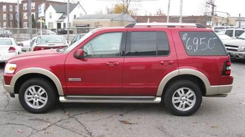 2007 Ford Explorer for sale in Providence, RI