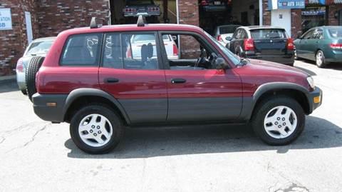 1998 Toyota RAV4 for sale in Providence, RI