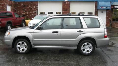 2007 Subaru Forester for sale in Providence, RI
