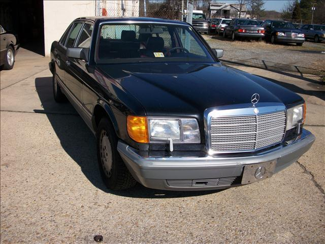 1986 Mercedes-Benz 300-Class for sale in FREDERICKSBURG VA