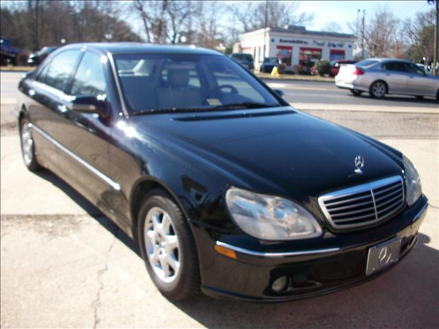 2000 Mercedes-Benz S-Class for sale in FREDERICKSBURG VA