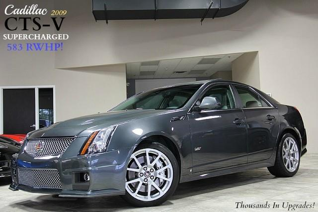 2009 Cadillac CTS-V, Used Cars For Sale