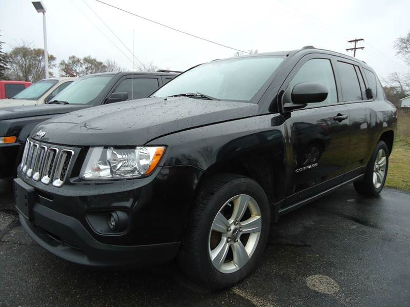2012 jeep compass 4x4 sport 4dr suv in allendale mi. Black Bedroom Furniture Sets. Home Design Ideas