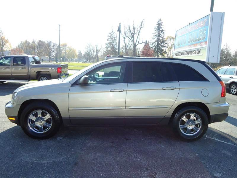2006 chrysler pacifica touring awd 4dr wagon in allendale. Black Bedroom Furniture Sets. Home Design Ideas