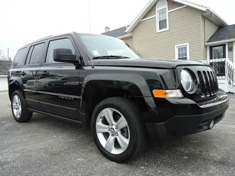 2012 Jeep Patriot for sale in Allendale, MI