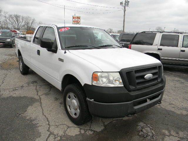 2006 Ford F-150 XL 4dr SuperCab 4WD Styleside 8 ft. LB - Topeka KS