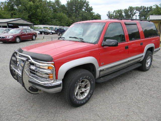 1997 chevrolet suburban for sale in topeka ks. Black Bedroom Furniture Sets. Home Design Ideas