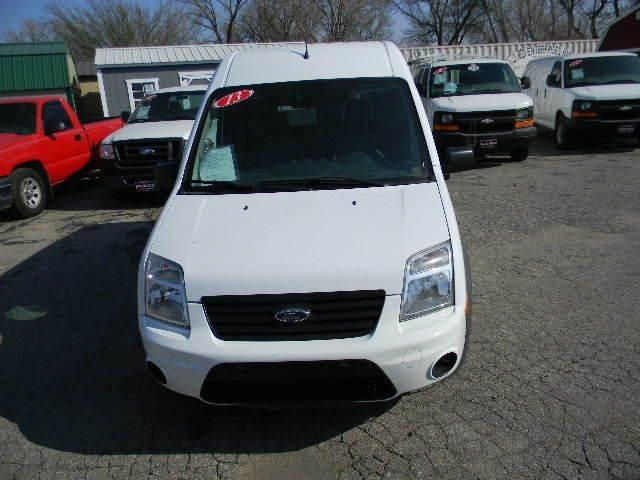 2013 Ford Transit Connect XLT 4dr Cargo Mini-Van w/Rear Glass - Topeka KS
