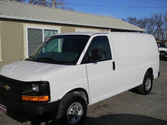 2012 Chevrolet Express Cargo G2500 - Topeka KS