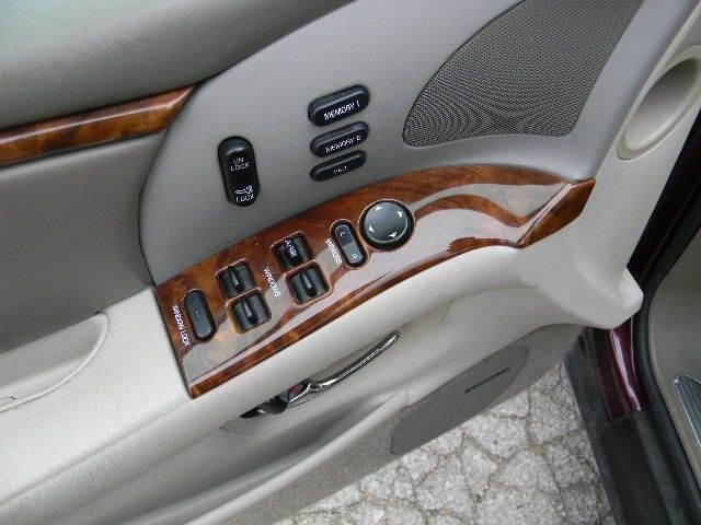 2003 Buick Park Avenue Ultra 4dr Supercharged Sedan - Topeka KS