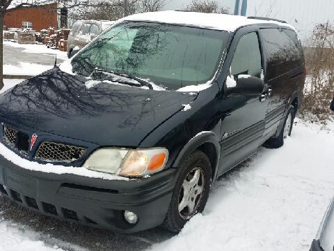 2004 Pontiac Montana