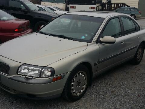 2000 Volvo S80