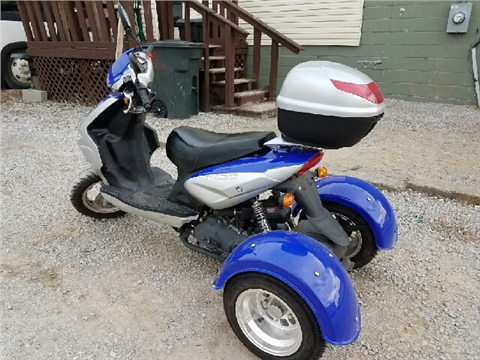 2015 Trike scooter Scooter