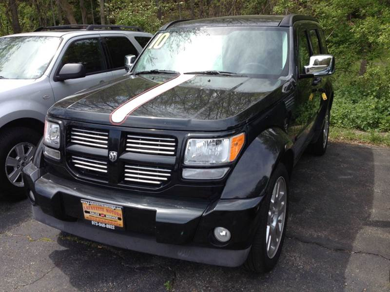 2010 dodge nitro sxt 4x4 4dr suv lafayette nj. Black Bedroom Furniture Sets. Home Design Ideas