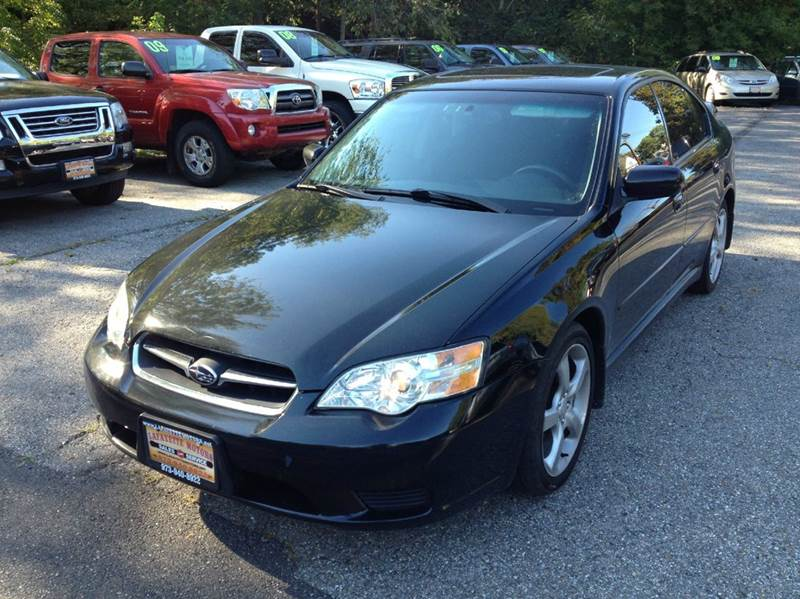 2006 subaru legacy awd limited 4dr sedan in lafayette. Black Bedroom Furniture Sets. Home Design Ideas
