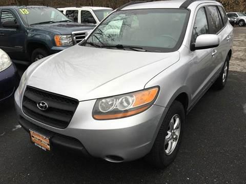 2008 Hyundai Santa Fe for sale in Lafayette, NJ