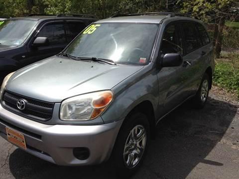 2005 Toyota RAV4 for sale in Lafayette, NJ