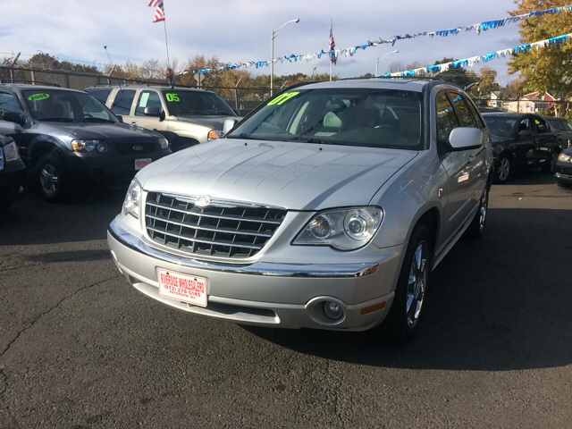 2007 chrysler pacifica awd limited 4dr wagon in paterson nj riverside wholesalers 2. Black Bedroom Furniture Sets. Home Design Ideas