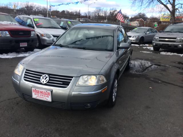 2003 Volkswagen Passat for sale in PATERSON NJ