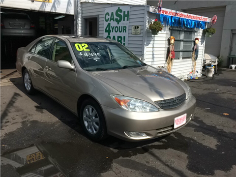 2002 Toyota Camry for sale in Paterson, NJ