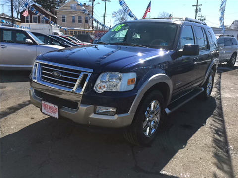 2006 Ford Explorer for sale in Paterson, NJ