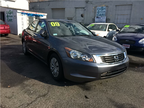 2009 Honda Accord for sale in Paterson, NJ
