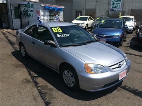 2003 Honda Civic for sale in Paterson, NJ