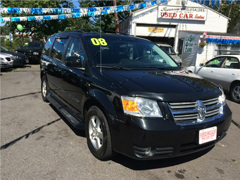 2008 Dodge Grand Caravan for sale in Paterson, NJ