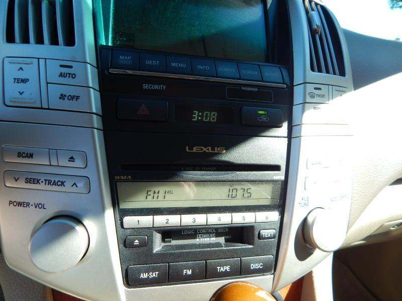 2009 Lexus RX 350 4dr SUV - Columbus MS
