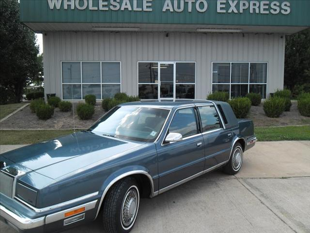 1990 Chrysler NEW YORKER FIFT