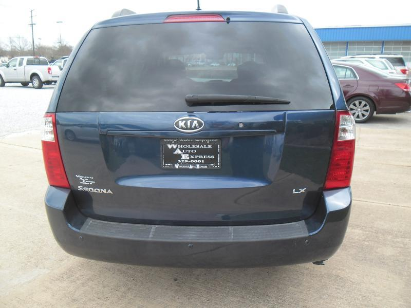 2009 Kia Sedona EX 4dr Mini Van LWB - Columbus MS