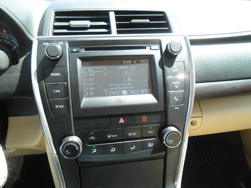 2015 Toyota Camry LE 4dr Sedan - Columbus MS