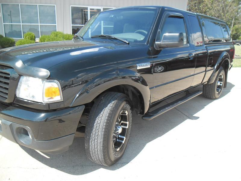 2008 Ford Ranger SUPER CAB - Columbus MS