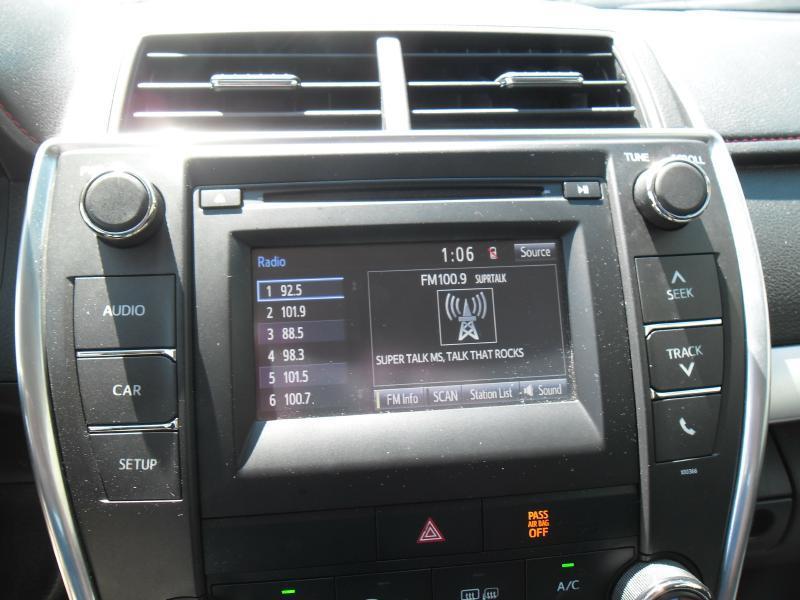 2015 Toyota Camry SE 4dr Sedan - Columbus MS