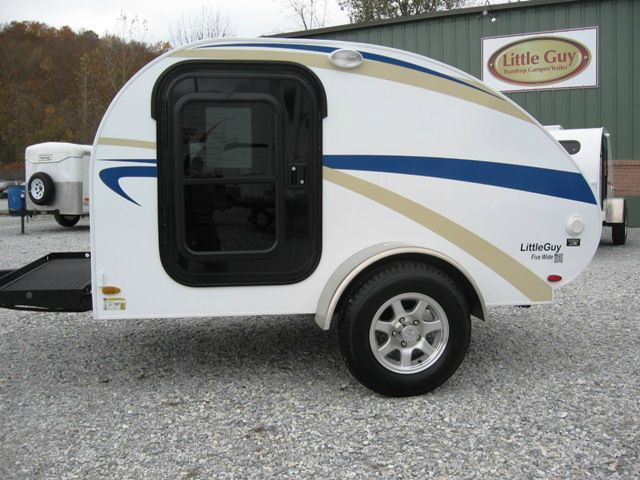 2014 LITTLE GUY TEARDROP CAMPER 5 WIDE PLATFORM