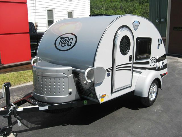 2015 Little Guy Teardrop Camper T@G