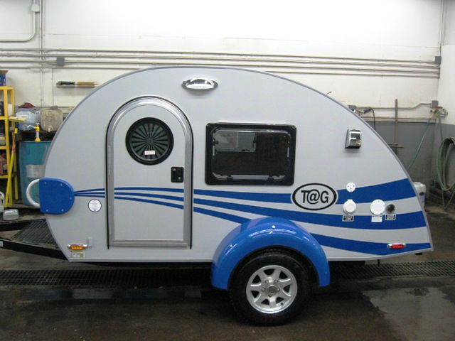 2014 LITTLE GUY TEARDROP CAMPER  T@G