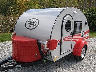 2015 Little Guy Teardrop Camper T@G