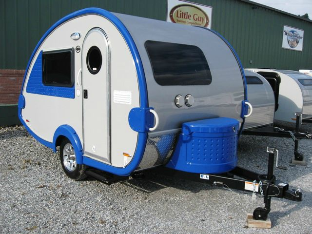 2014 LITTLE GUY TEARDROP CAMPER MAX T@B