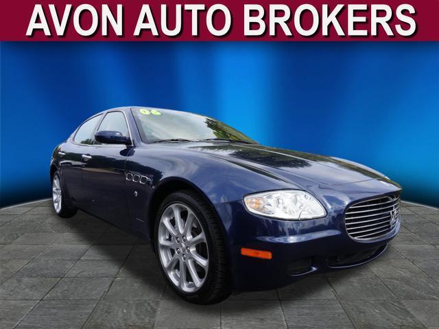 Used Cars For Sale Nashville Tn 37207 Rockstar Motorcars >> 2006 Maserati Quattroporte for sale - Carsforsale.com